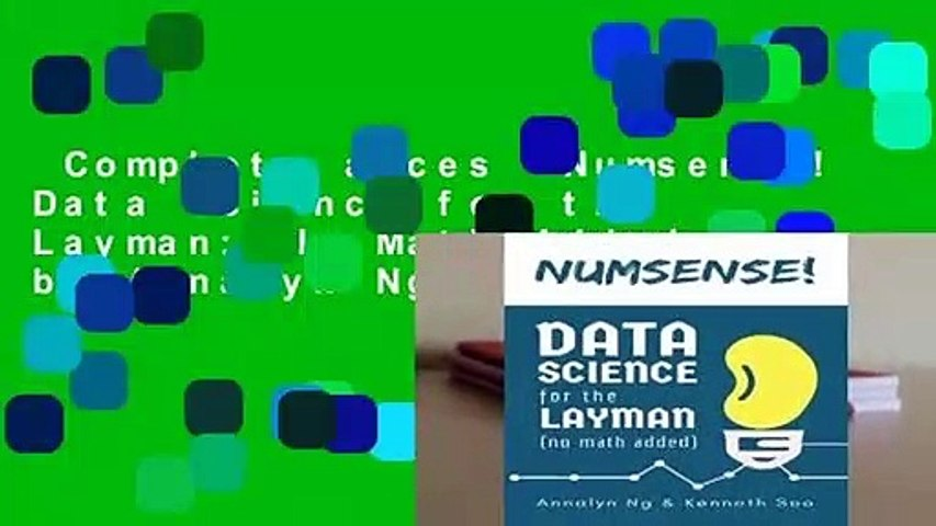 Complete acces Numsense! Data Science for the Layman: No Math Added