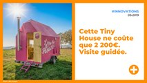 Cette Tiny House ne coûte que 2 200€. Visite guidée.