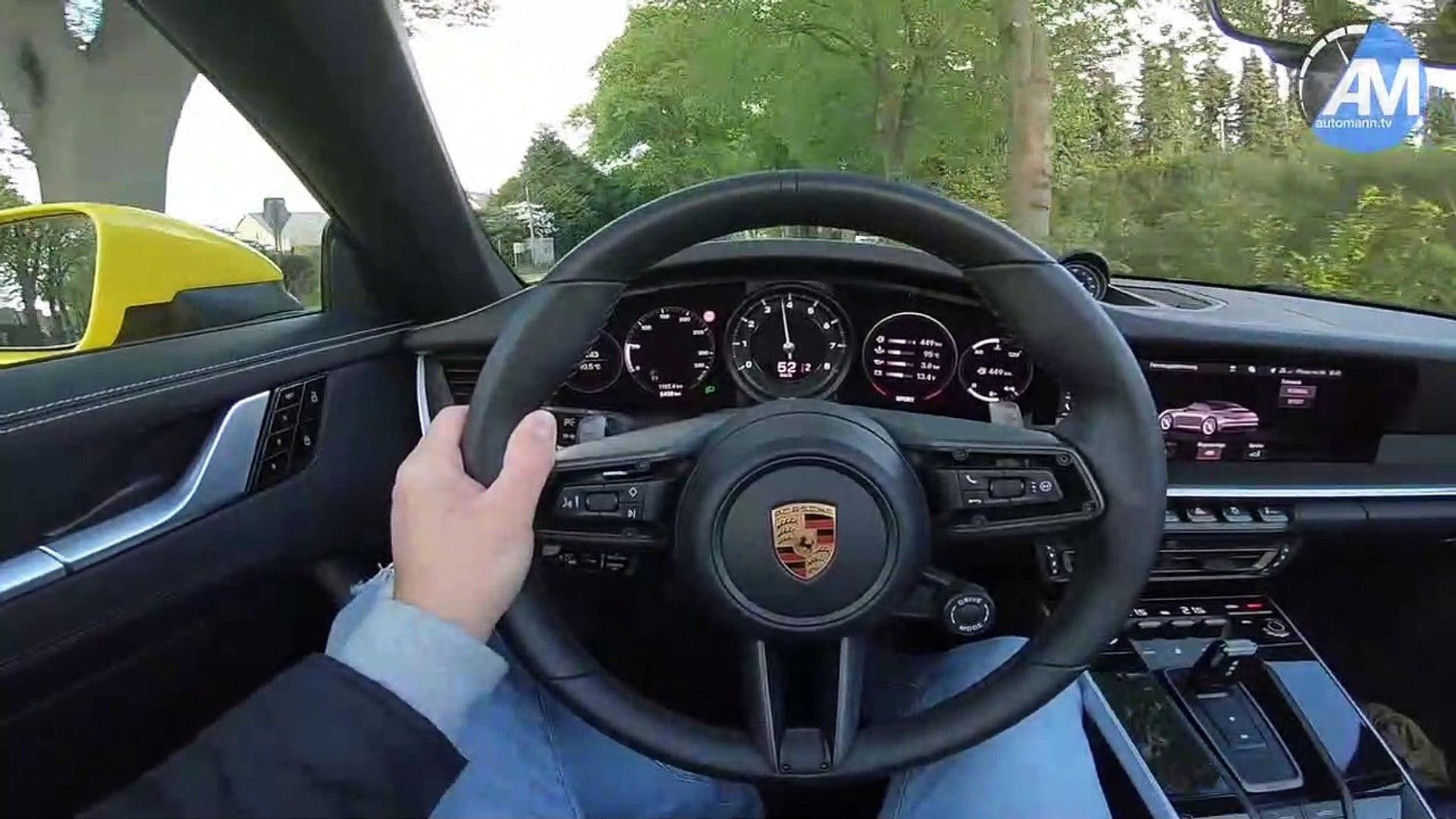 Porsche 992 Sports Exhaust Pure Sound