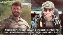 Burkina: deux militaires français tués en libérant quatre otages