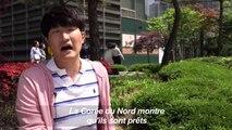 Les Sud-Coréens commentent les recents tirs nord-coréens