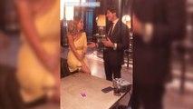 María Pombo y Pablo Castellano celebran su fiesta de compromiso