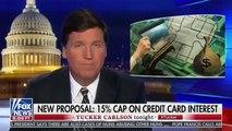 Fox News Host Tucker Carlson On Loan Shark Prevention Act