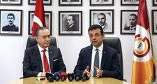 Galatasaray Başkanı Mustafa Cengiz: Ekrem İmamoğlu da Bizim, Binali Yıldırım da