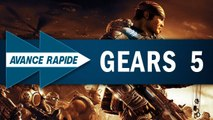GEARS OF WAR 5 : La folie des grandeurs | AVANCE RAPIDE