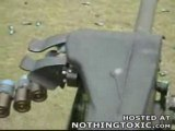 lance grenades Mk19 automatique grenades launcher