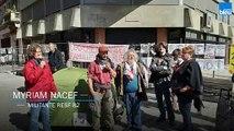 Manifestation de RESF 82 à Montauban