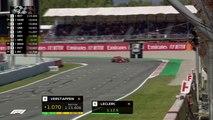 بوتاس ينطلق أولا في سباق فورمولا 1 بحلبة برشلونة