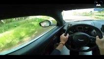 ASTON MARTIN VANTAGE 4.0 V8 BiTurbo POV Test Drive by AutoTopNL