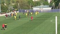 N3 Les 4 buts du match SMCaen - Quevilly