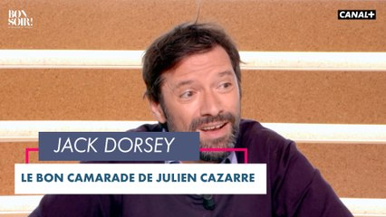 Le bon camarade: Jack Dorsey - Bonsoir ! du 11/05