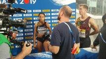 Relais Mondiaux d'athlétisme: l'équipe mixte belge disqualifiée... avant d'être requalifiée!
