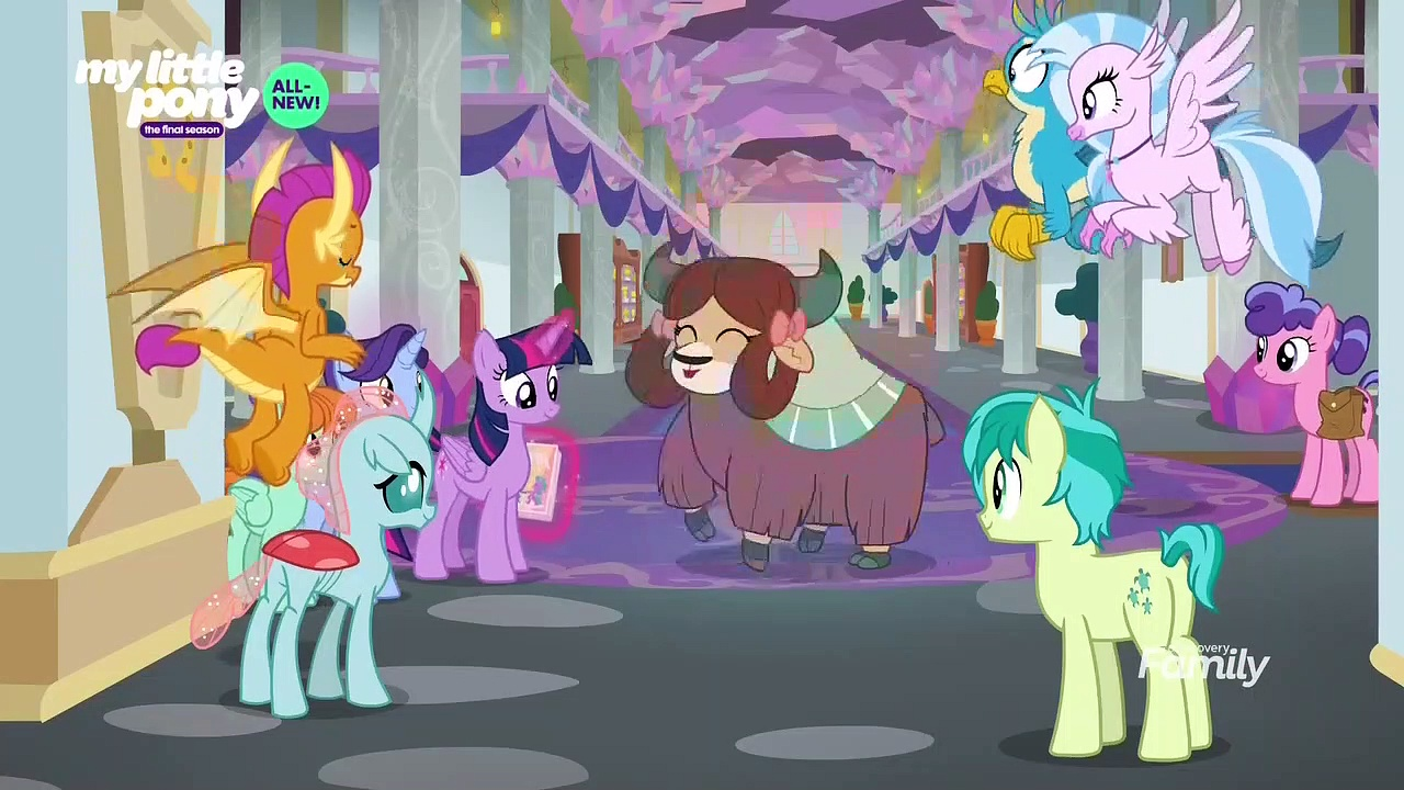 My Little Pony Friendship is Magic Season 9 Episode 7 – Shes All Yak…11.05.2019
