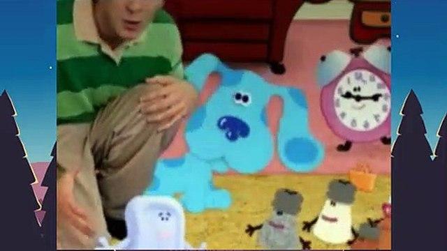 Blue's Clues - S04e06 - The Baby's Here! (aka Blues Big News)