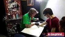 Salon du tatouage de Montélimar