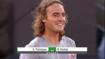 Tsitsipas bt Nadal (6-4 2-6 6-3)