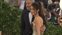 Right Now: George and Amal Clooney Met Gala 2018 Red Carpet