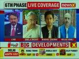 Congress Candidate Sheila Dikshit Interview on Delhi Lok Sabha Elections 2019 Phase 6 Voting