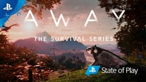 AWAY : The Survival Series - Trailer d'annonce