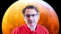 Astrónomos descubren qué fue lo que impactó con la Luna durante el último eclipse