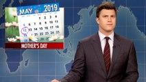 Weekend Update: Mother's Day
