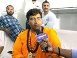Sadhvi Pragya Interview on Bhopal Constituency, Lok Sabha Elections 2019 Phase 6 Voting