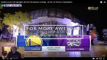 CURRY DROPS 42 POINTS! WARRIORS VS KINGS STEPHEN CURRY HIGHLIGHTS! NBA REACTIONS!