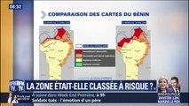 Bénin: la zone où les otages ont été enlevés était-elle classée à risque?