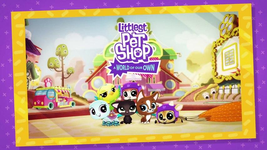 [S1.Ep5] Littlest Pet Shop - Un mondo tutto nostro - Pitch Im-purr-fect