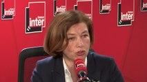 """Florence Parly, ministres des Armées, sur la présence d'Emmanuel Macron à l'arrivée des otages du Burkina Faso : """"Le message est : si les terroristes veulent s'en prendre à la France et aux Français, alors ils nous trouveront"""""""