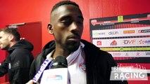 La déception de Lionel Carole après la défaite à Dijon (2-1)