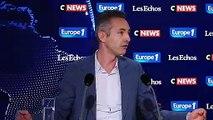 """Européennes : Emmanuel Macron et Marine Le Pen, """"un duel qui est en réalité un duo"""" pour Ian Brossat"""