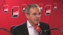 Thierry Mariani est l'invité d'Eric Delvaux et Patricia Martin sur France Inter