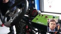 Liseli Öğrenciler Elektrikli Araba Tasarladı