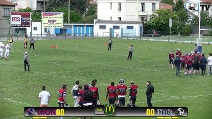 Elite 2019 - Journée 1 - Hurricanes vs Black Panthers
