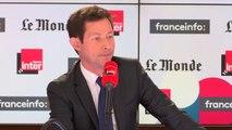 """François-Xavier Bellamy : """"L'Union européenne a longtemps cédé à une forme de naïveté, et a refusé d'assumer pleinement son rôle dans la mondialisation."""""""