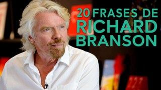 20 Frases de Richard Branson ✈️ | El magnate de Virgin