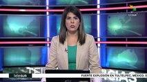 teleSUR Noticias: Continúa el asedio a embajada de Vzla en Washington