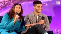 Naomi Scott On  Aladdin Tearful Jasmine Performance