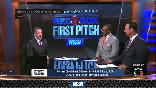 Rafael Devers, Michael Chavis Providing Promising Young Bats For Red Sox