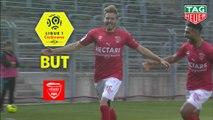 But Renaud RIPART (9ème) / Nîmes Olympique - AS Monaco - (1-0) - (NIMES-ASM) / 2018-19