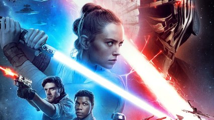 Star Wars: The Rise Of Skywalker Trailer (2019)