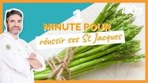 1 min pour... Réussir la cuisson des asperges vertes - 750g