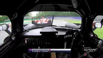 2019 4 Hours of Monza - Onboard #11 Eurointernational