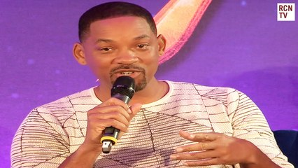 Will Smith On Aladdin Song Friend Like Me New Hip Hop Version