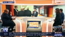 """Arbitrage: """"Il n'y a absolument aucune escroquerie commise par Bernard Tapie dans cette affaire"""", Hervé Temime"""
