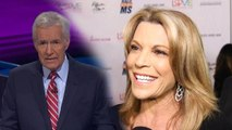 Vanna White Says Alex Trebek Is 'Strong' Amid Cancer Battle and Has 'a Will to Conquer' (Exclusive)