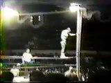 Negro Navarro/El Signo/El Texano vs Canek/Scorpio/Babe Face (UWA 1984)