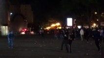 OM-Lyon : des heurts sur le parvis du Vélodrome, des gaz lacrymogènes tirés par les CRS face à la fronde des supporters