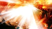 Space music   Animated 3D space voyage   Calabi Yau U3